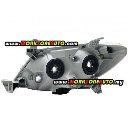 Toyota Fortuner TGN51 2004 2005 Head Lamp