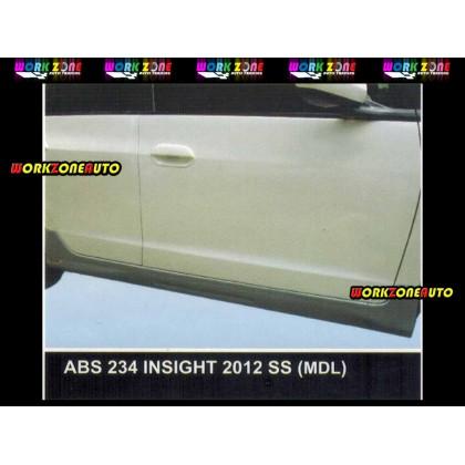AF86 Honda Insight Facelift 2012 MDL ABS Bodykit Fullset (ABS102,ABS234,ABS235)