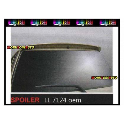 LL7124 Perodua Kancil 2003 New Fiber Spoiler (OEM)